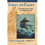 First to Fight: An Inside View of the U.S. Marine Corps (Bluejacket Books) ~ Victor H. Krulak