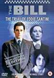 The Bill - the Trial of Eddie Santini [DVD] [1984]
