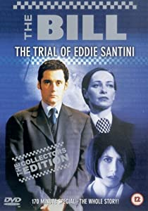 The Bill - the Trial of Eddie Santini [DVD] [1984]