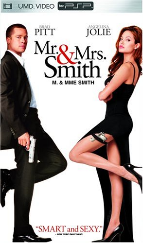 Cover art for  Mr. and Mrs. Smith [UMD for PSP]
