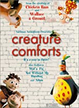 Creature Comforts – DVD Review
