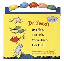 Dr. Seuss Nursery - One Fish, Two Fish, Three, Four, Five Fish!: Bead Book