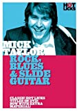 Rock Blues & Slide Guitar [DVD] [Import]