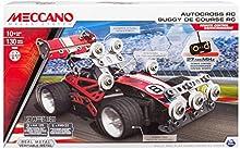 Comprar Meccano - Buggy de competición, con control remoto, 130 piezas