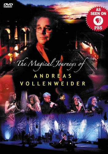 Andreas Vollenweider - The Magical Journeys of Andreas Vollenweider - Zortam Music
