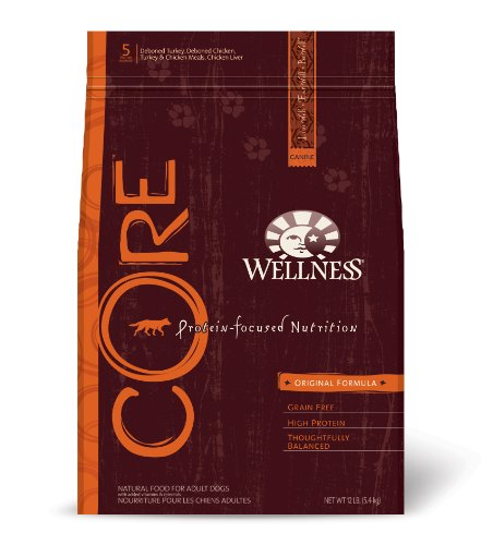Wellness CORE Grain-free Dry Dog Food Original Recipe