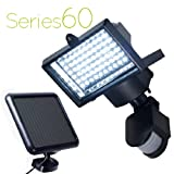 Series60 LED Solar PIR Security Light, Flood Utility Light 60 LEDby Lights4fun - Solar Lights