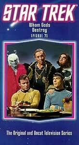 Star Trek 71: Whom Gods Destroy [Import]