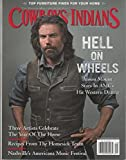 img - for Cowboys & Indians 2014 August, September - Hell On Wheels: Anson Mount + 10 More Pages Inside Magazine book / textbook / text book