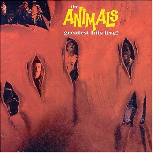 The Animals - Greatest Hits Live_ - Zortam Music