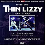echange, troc THIN LIZZY - Inside Thin Lizzy - An Independent Critical Review 1971-1983