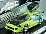 Fast & Furious Brian'S 1995 Mitsubishi Eclipse 1/43Rd Packaged Issue K8967Q#