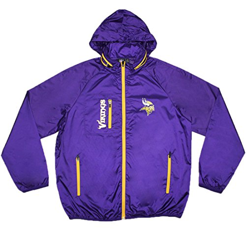 Vikings Windbreakers Minnesota Vikings Windbreaker