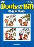 """Afficher """"Boule et Bill. n° 28<br /> les quatre saisons"""""""