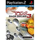 TOCA Race Driver 3 (PS2)by Codemasters Limited