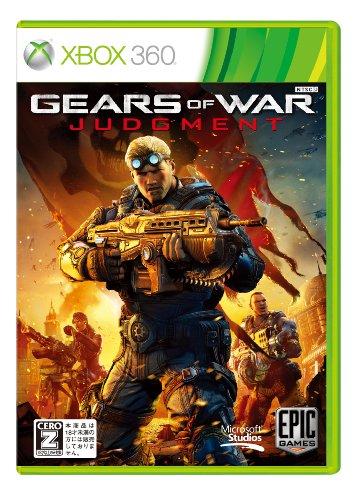 Gears of War: Judgment (通常版:『Gears of War』 ゲームオンデマンド用コード) 【CEROレーティング「Z」】 予約特典 クラシック ハンマーバースト &キャラクタースキン先行入手コード・『Gears of War: Judgment』オリジナル Tシャツ 付
