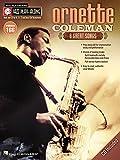 Ornette Coleman: Jazz Play-Along Volume 166 [With CD (Audio)] (Hal Leonard Easy Jazz Play-Along)