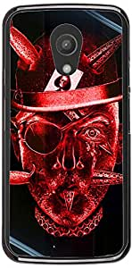 PrintVisa Boy Gambler Case Cover for Motorola Moto G2 (2nd Gen.)