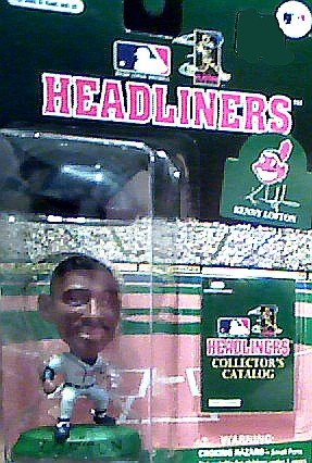 Picture of Corinthian Kenny Lofton MLB Headliners Action Figure (B000O88XRA) (Corinthian Action Figures)