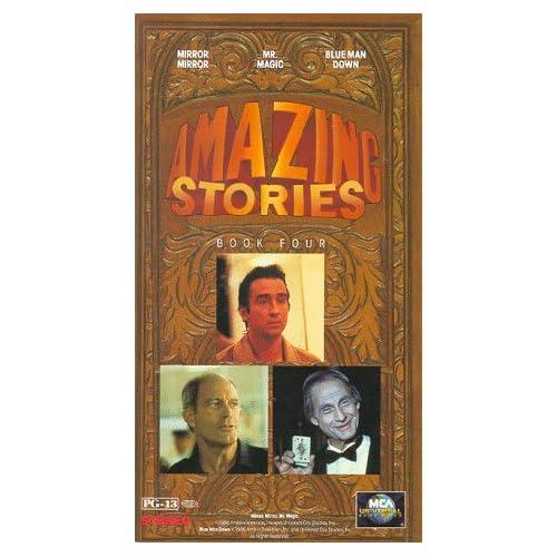 Amazing Stories: Book Four (Mirror Mirror, Blue Man Down, Mr. Magic) movie