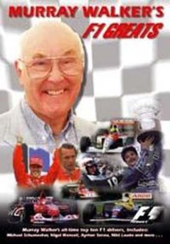 Murray Walker's F1 Greats [DVD]