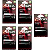 Tuscan 5 Packs Of 10 Pieces 1100mah AAA 1.2V, Rechargeable Ni-Mh Batteries 1100 MAh AAA Size