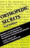 Orthopedic Secrets, 3e