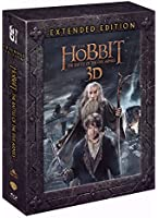 The Hobbit: The Battle Of The Five Armies - Extended Edition [Blu-ray] [2014] [Region Free]