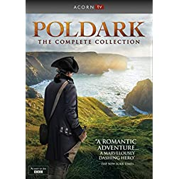 Poldark Complete Collection
