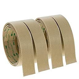 2pk 3M Scotch Outdoor Indoor Permanent Heavy Duty 4ft Fasteners Mounting Strips 5lbs