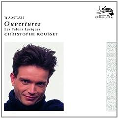 Rameau Overtures