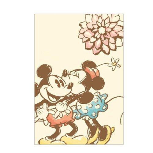 プチE&Wペーパーズ ミッキー&ミニー 15779