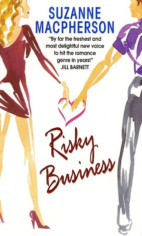 Image for Risky Business (Avon Romance)