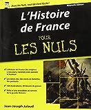 echange, troc Jean-Joseph JULAUD - L'Histoire de France Pour les Nuls, 2ème édition
