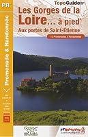 Les Gorges de la Loire... à pied : Aux portes de Saint-Etienne