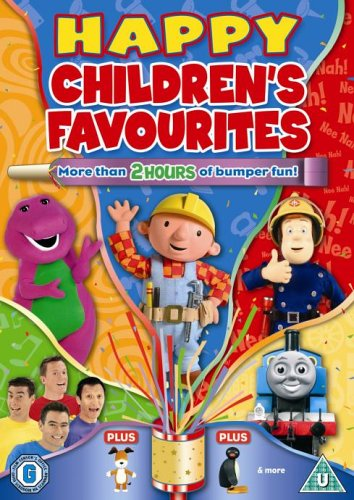 Happy Children's Favourites [DVD]