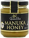Queen Bee Manuka Honey 16+ 340 g (Pack of 2)