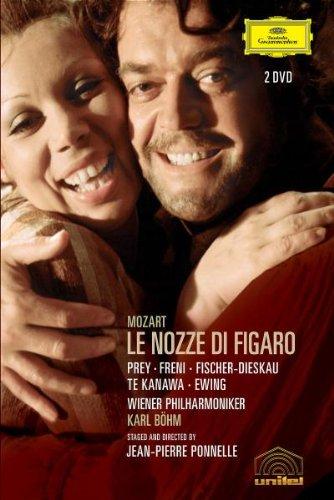 Mozart - Le Nozze Di Figaro (Bohm) [DVD]