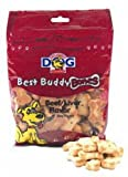 Suggest Exclusively Pet Best Buddy Bones-Beef and Liver Flavor, 5-1/2-Ounce Package ❂
