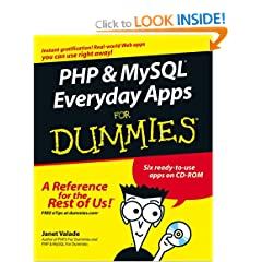 PHP and MySQL Everyday Applications for Dummies