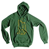 T-Rex Electric Warrior Hoodie
