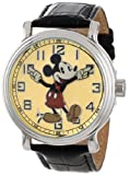 Disney Men's 56109 Vintage Mickey Mouse Watch