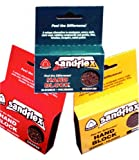 Sandflex Sanding Block - 3 Pack