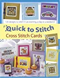 Quick to Stitch Cross Stitch Cards