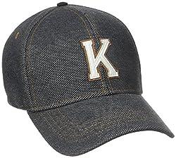 Kangol Men's Jd Adj Baseball, Denim, One Size