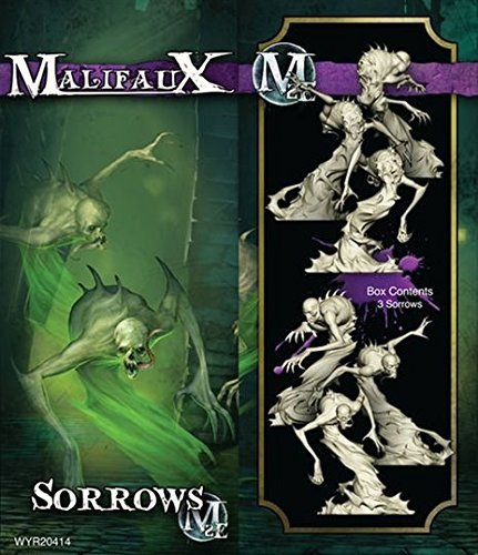 Neverborn: Sorrows (3) by Wyrd Miniatures