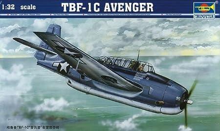 Grumann TBF-1C Avenger 1942