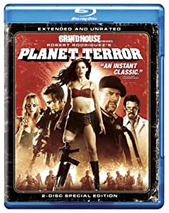 Planet Terror (Two-Disc Special Edition) [Blu-ray]