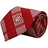 Eagles Wings Indiana Hoosiers Woven Plaid Necktie at Amazon.com