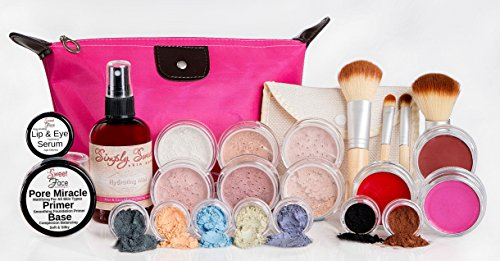 glam-kit-full-size-mineral-makeup-set-matte-foundation-bare-face-sheer-powder-cover-pink-bisque